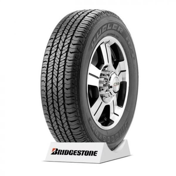 Pneu 265/60R18 Bridgestone DUELER HT 684 PORTO ALEGRE